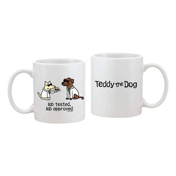Lab Tested, Lab Approved - Coffee Mug