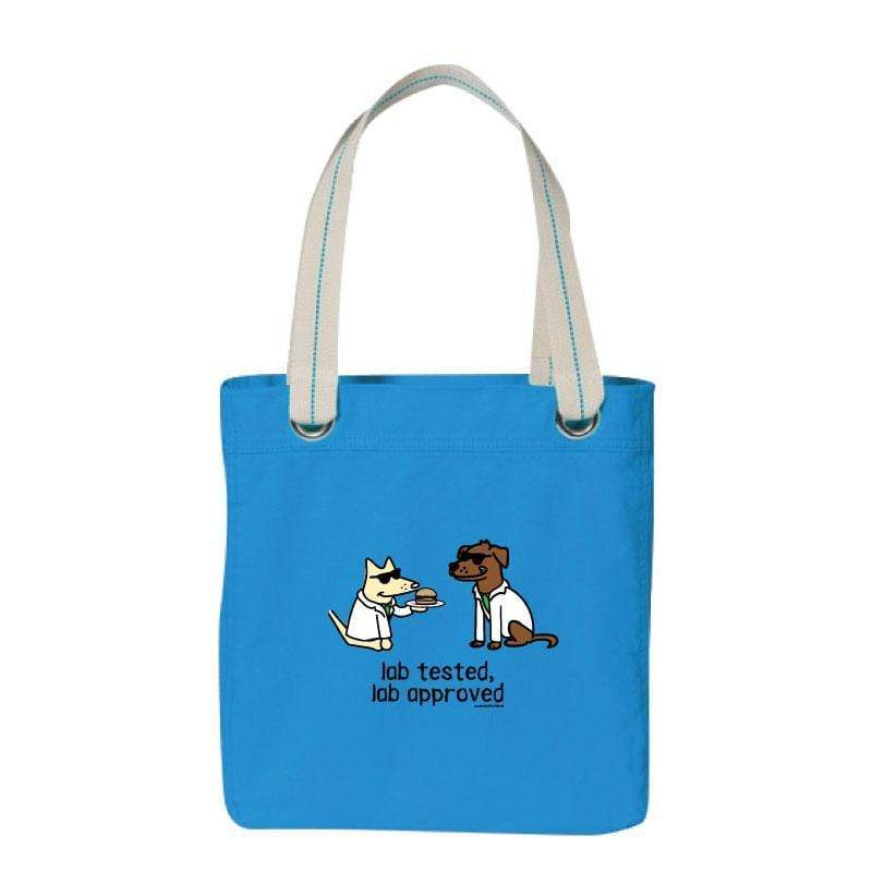 Lab Tested, Lab Approved - Canvas Tote