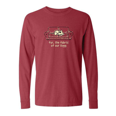 Fur, The Fabric Of Our Lives - Classic Long-Sleeve T-Shirt
