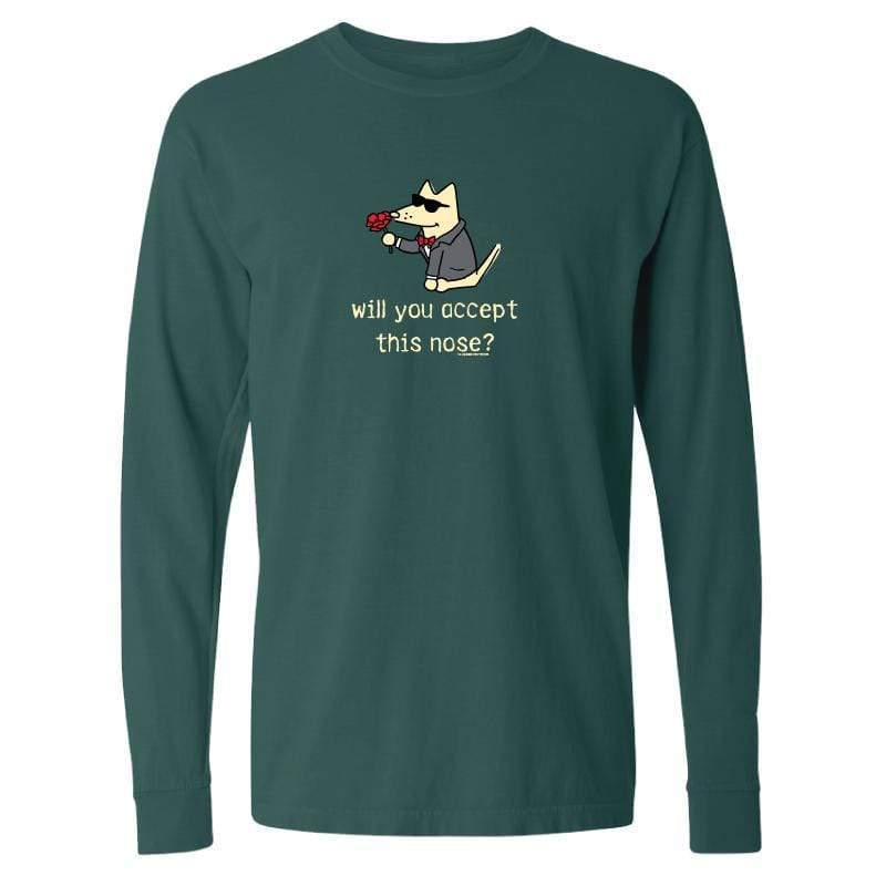 Will You Accept This Nose?  - Classic Long-Sleeve T-Shirt