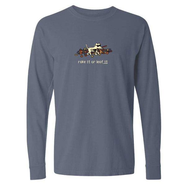 Rake It Or Leaf It  - Classic Long-Sleeve T-Shirt