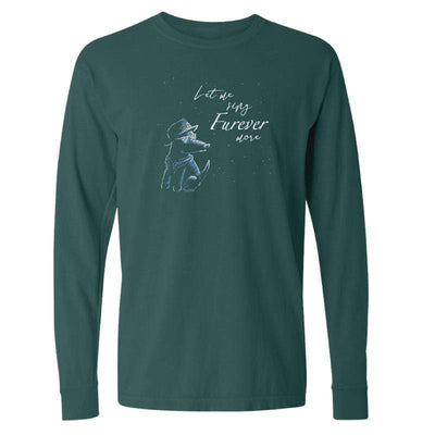 Let Me Sing Furever More - Classic Long Sleeve T-Shirt