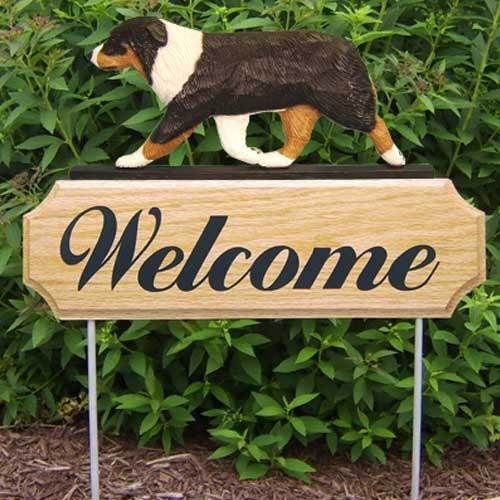 Michael Park Dog In Gait Welcome Stake Australian Shepherd