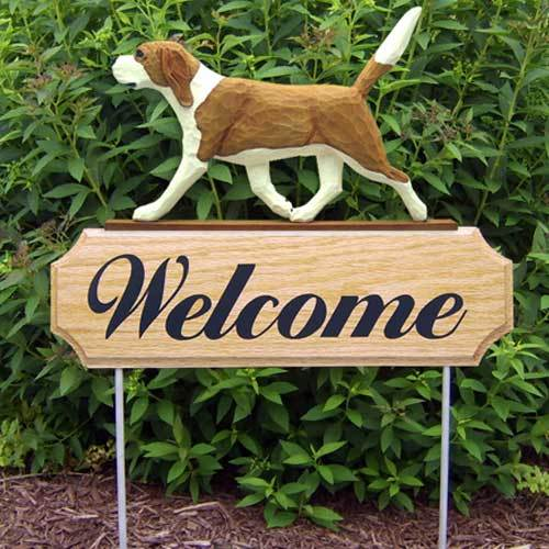 Michael Park Dog In Gait Welcome Stake Beagle