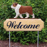 Michael Park Dog In Gait Welcome Stake Bulldog
