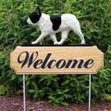 Michael Park Dog In Gait Welcome Stake French Bulldog