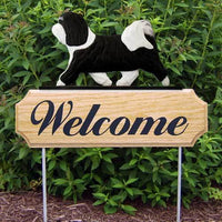 Havanese Welcome Sign