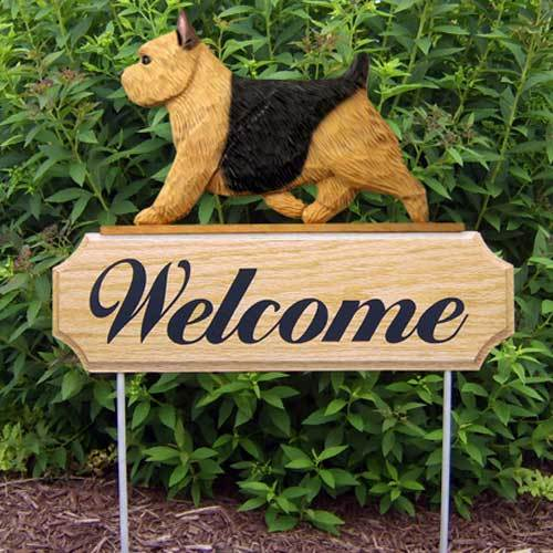 Michael Park Dog In Gait Welcome Stake Norwich Terrier