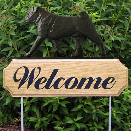 Michael Park Dog In Gait Welcome Stake Pug
