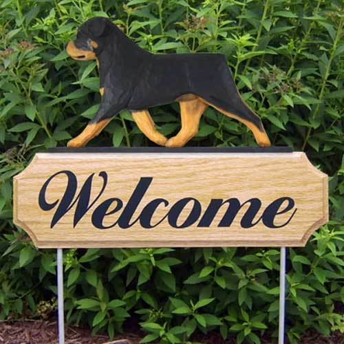 Michael Park Dog In Gait Welcome Stake Rottweiler