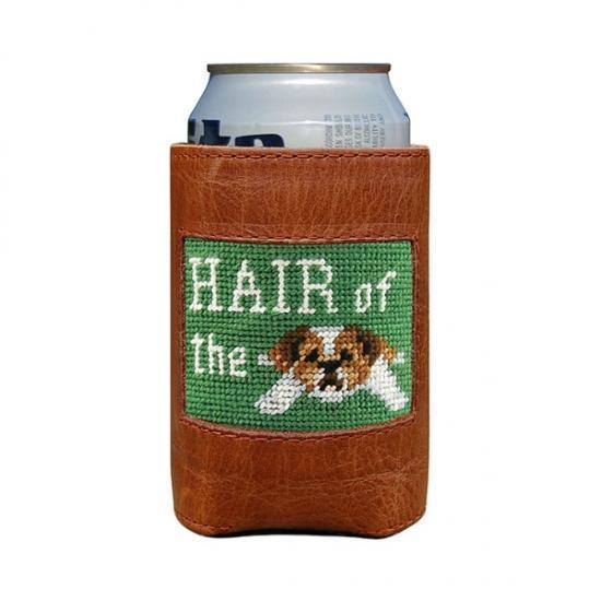 Needlepoint Dog Koozies