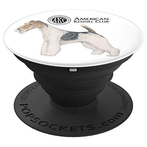 Wire Fox Terrier PopSocket - PopSockets Grip and Stand for Phones and Tablets