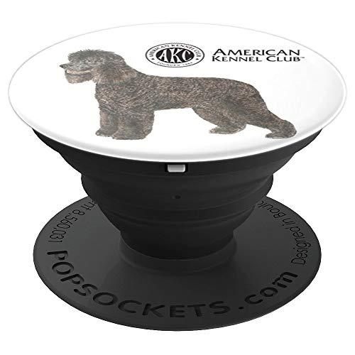 Irish Water Spaniel - PopSockets Grip and Stand for Phones and Tablets