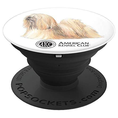 Lhasa Apso PopSocket - PopSockets Grip and Stand for Phones and Tablets