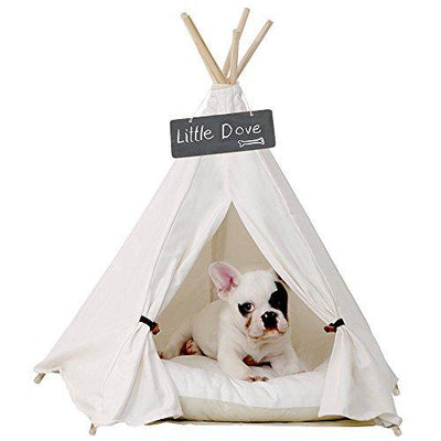 Pet Teepee Dog Bed