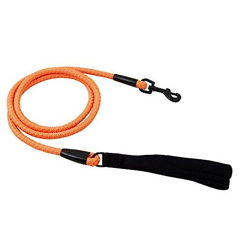 Hurtta Dazzle High Visibility Rope Leash
