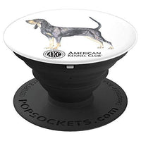 Black and Tan Coonhound PopSocket - PopSockets Grip and Stand for Phones and Tablets