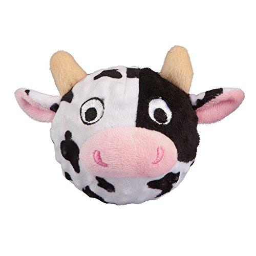 Cow faball Squeaky Dog Toy
