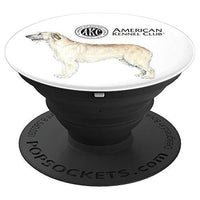 Irish Wolfhound PopSocket - PopSockets Grip and Stand for Phones and Tablets