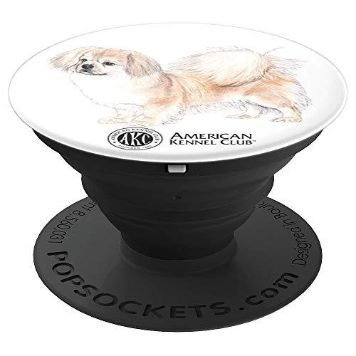 Tibetan Spaniel PopSocket - PopSockets Grip and Stand for Phones and Tablets