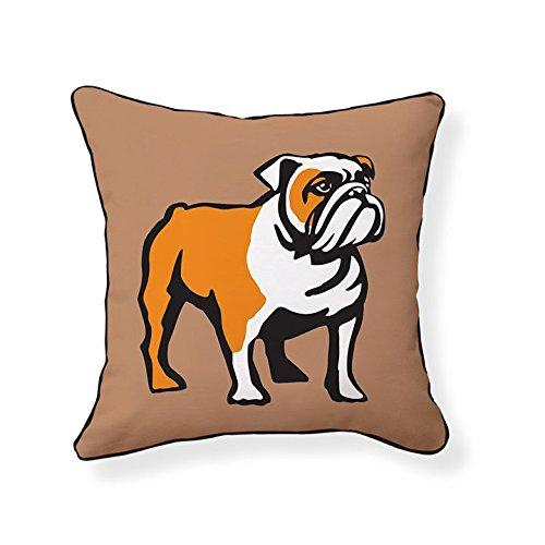 Bulldog Pillow