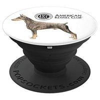 Doberman Pinscher PopSocket - PopSockets Grip and Stand for Phones and Tablets
