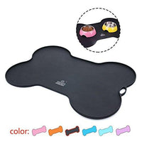 Silicone Waterproof Dog Bowl Placemat