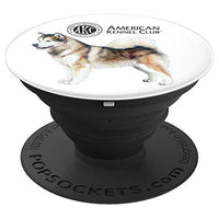 Alaskan Malamute PopSocket - PopSockets Grip and Stand for Phones and Tablets