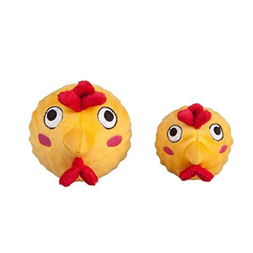 Chicken faball Squeaky Dog Toy