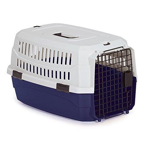 Durable Plastic Dog Crate