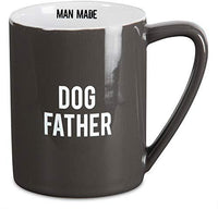 Dog Father Stoneware Coffee Mug, 18 oz