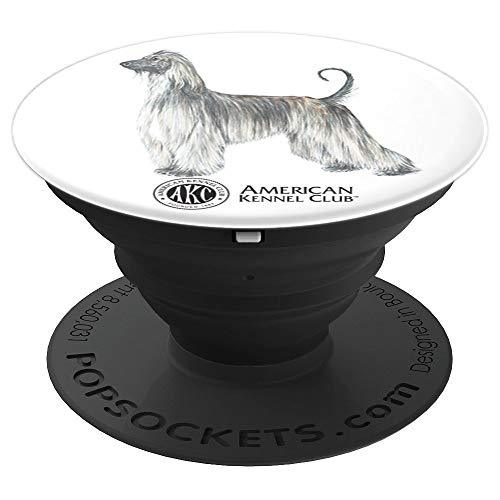 Afghan Hound PopSocket - PopSockets Grip and Stand for Phones and Tablets