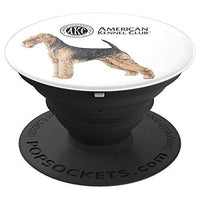Airedale Terrier PopSocket - PopSockets Grip and Stand for Phones and Tablets