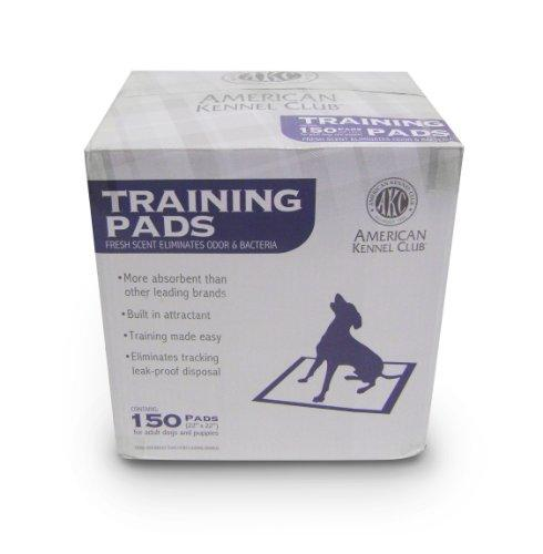 American Kennel Club 150-Pack Training Pads in a Box