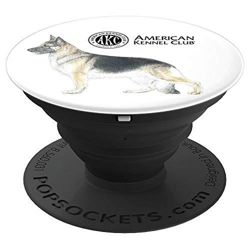 German Shepherd Dog PopSocket - PopSockets Grip and Stand for Phones and Tablets