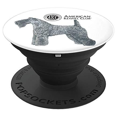 Kerry Blue Terrier PopSocket - PopSockets Grip and Stand for Phones and Tablets