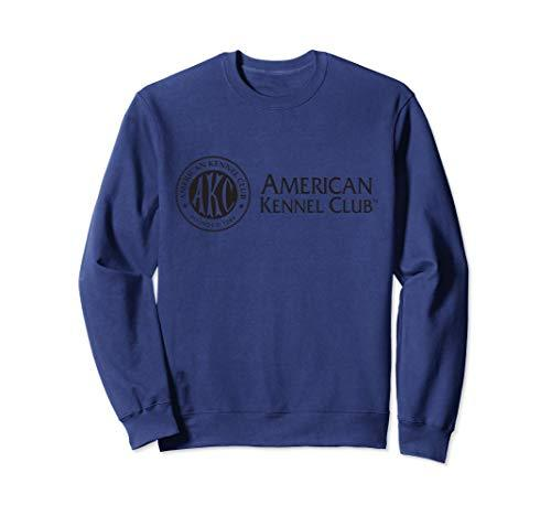 AKC Black Horizontal Logo Sweatshirt