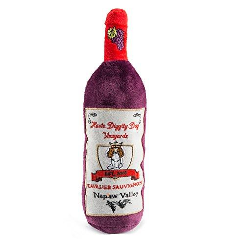 Cavalier Sauvignon Dog Toy