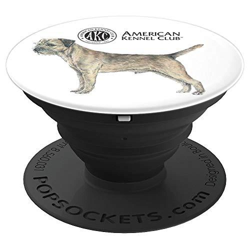Border Terrier PopSocket - PopSockets Grip and Stand for Phones and Tablets