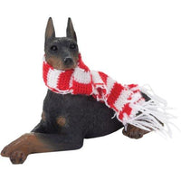 Doberman Pinscher Ornament