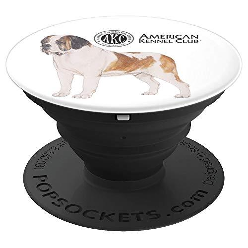 Saint Bernard PopSocket - PopSockets Grip and Stand for Phones and Tablets