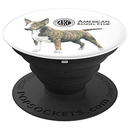 Miniature Bull Terrier PopSocket - PopSockets Grip and Stand for Phones and Tablets