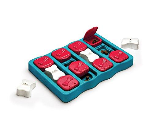 Brick Treat Puzzle Dog Toy