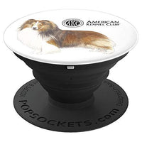 Shetland Sheepdog PopSocket - PopSockets Grip and Stand for Phones and Tablets