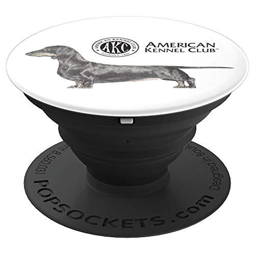 Dachshund, Smooth Haired, PopSocket - PopSockets Grip and Stand for Phones and Tablets