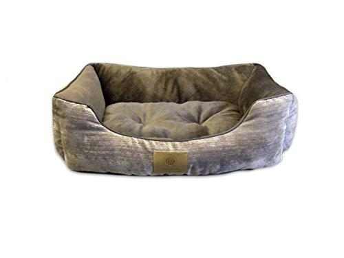 American Kennel Club Mason Cuddler Solid Dog Bed