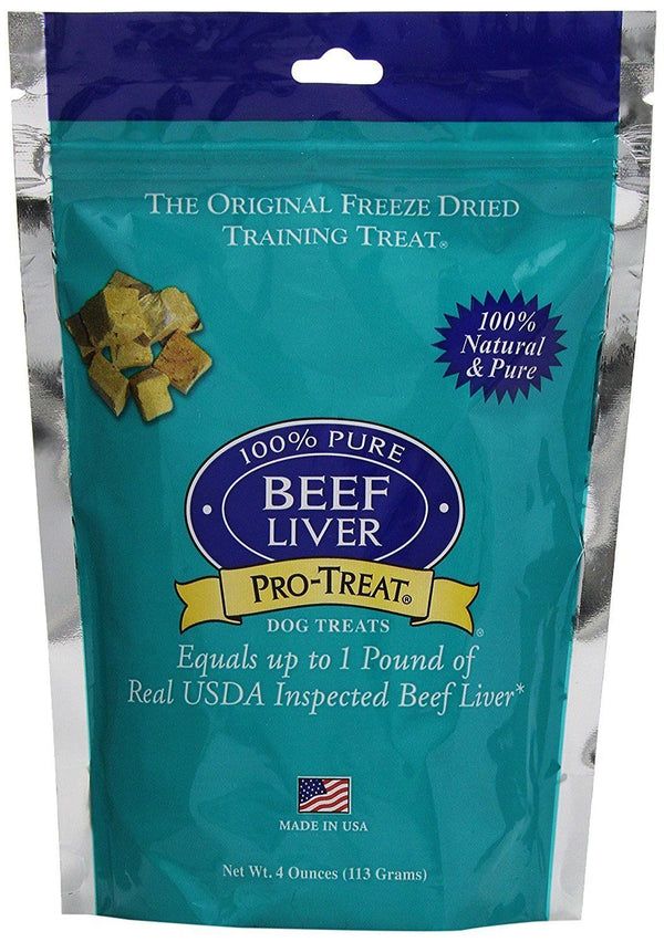 Stewart Pro Freeze Dried Beef Liver Treat
