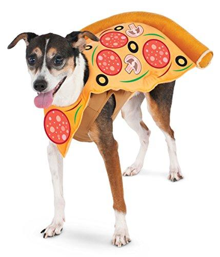 Pizza Slice Dog Costume