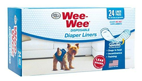 Disposable Diaper Liners, 24 Pack