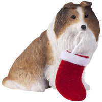 Shetland Sheepdog, Sable, Ornament